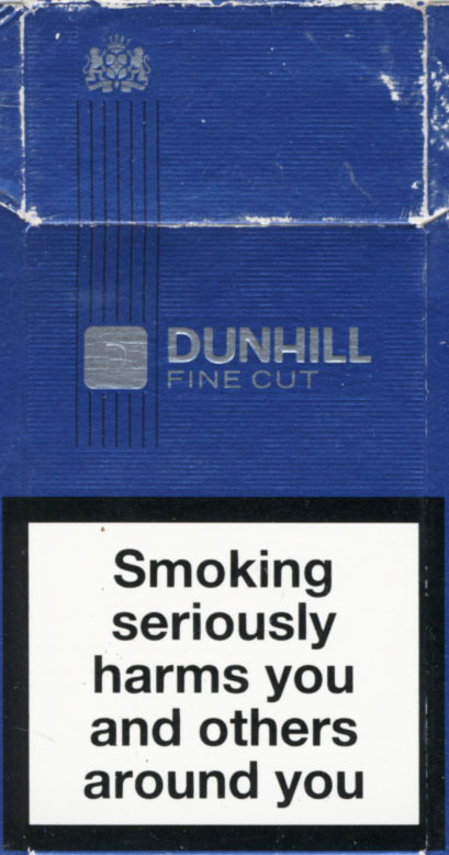 Denver native American cigarettes Dunhill