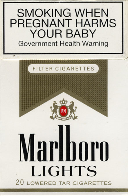 List cigarettes Marlboro brands sold New Jersey