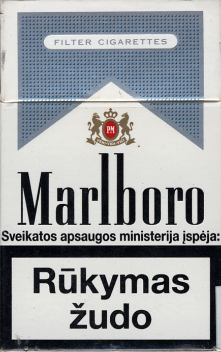 Most popular Alabama cigarettes American Legend