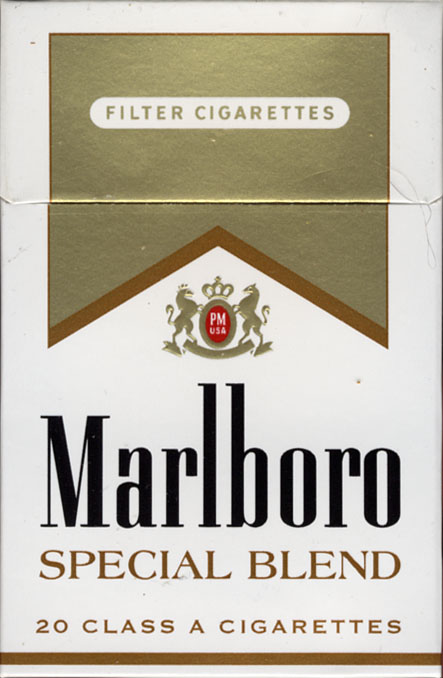 Most popular cigarettes in world