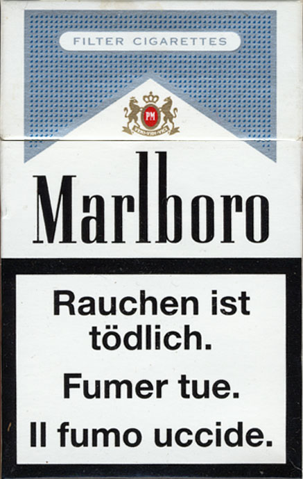 Are menthol cigarettes Marlboro for women