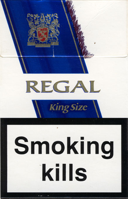 Pall Mall cigarettes in Canada