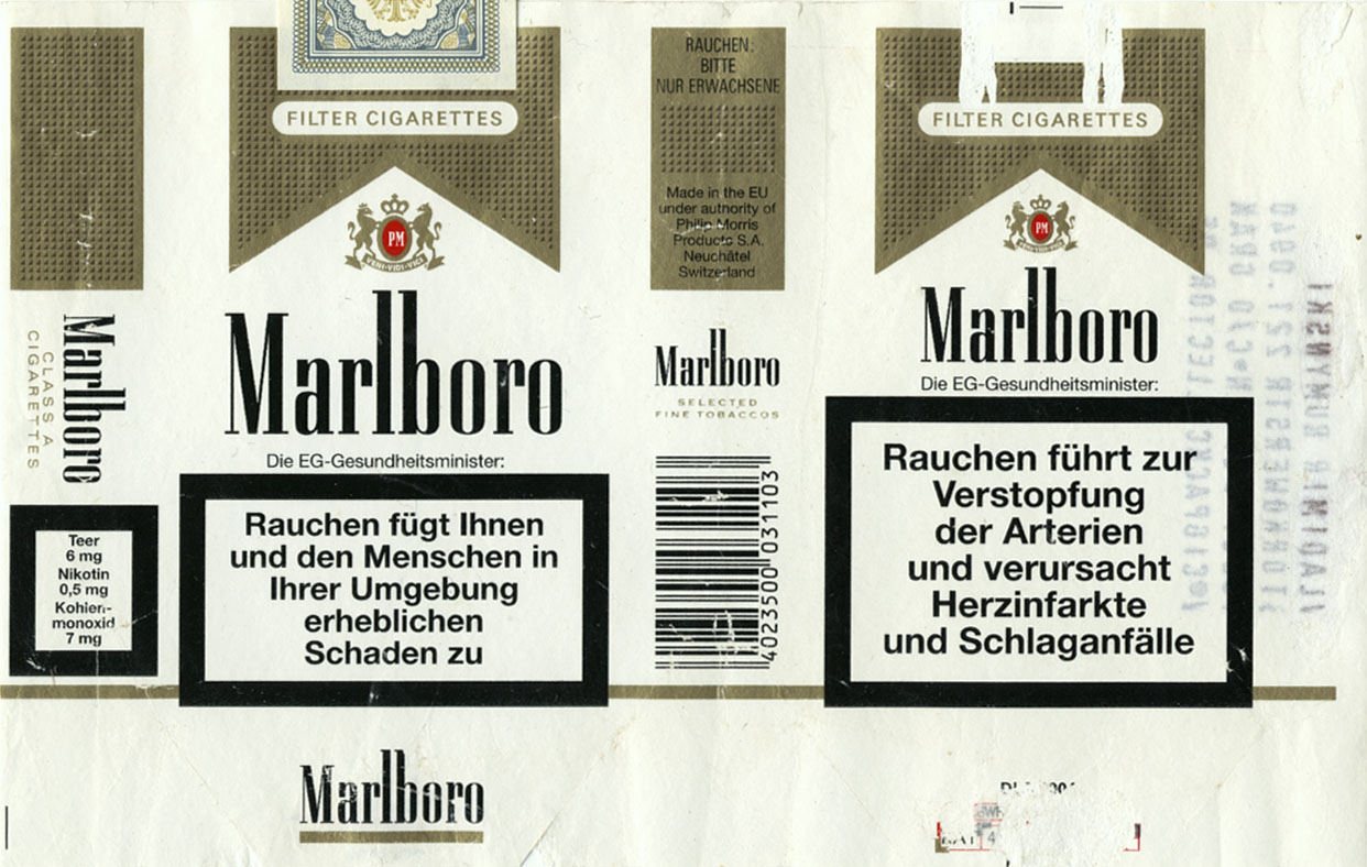 Buy Marlboro Gold edge UK