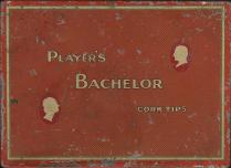 BACHELOR Player's Cork Tips The Content Of This Packsge Are The Goods Of The Successors To John Player & Sons, England