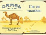 Camel - SE I'm on vacation. - Filters Turkish & American Blend Cigarettes