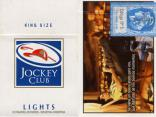 Jockey Club - SE Se viene un nuevo… Lights 20 - 2 - King Size Lights 20 Cigarrillos Rubios - Industria Argentina