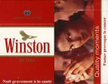 WINSTON - SE Quality Moments 1 - Filters American Blend (French warning)