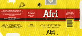 Afri Filter (German warning)