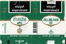 FALLING RA90 Thailand Tobacco Monoply (Thai warning, black01)