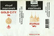 Gold City 90 (Thai warning, black01)
