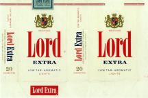 Lord Kristinus Extra Low Tar - Aromatic Lights