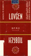 Lovsen 20 Cigareta Filter